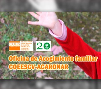 Baner acogimiento familiar